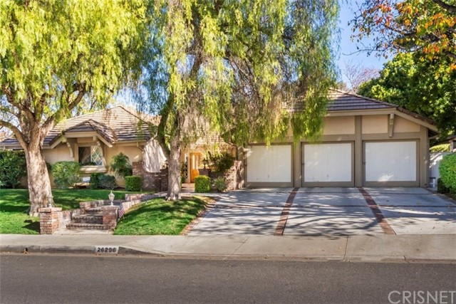 Photo of 26296 Park View Road, Valencia, CA 91355