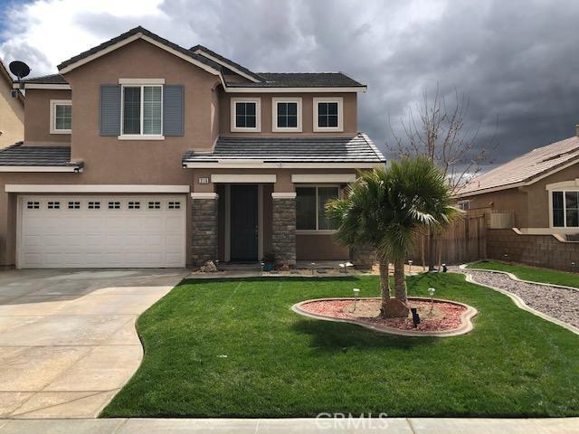 3116 Perdot Avenue, Rosamond, CA 93560