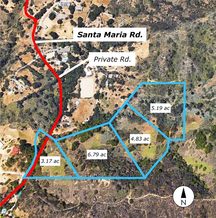 0 Santa Maria, Topanga, CA 90290