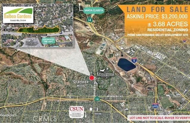 Photo of 12011 N Balboa Boulevard, Granada Hills, CA 91344