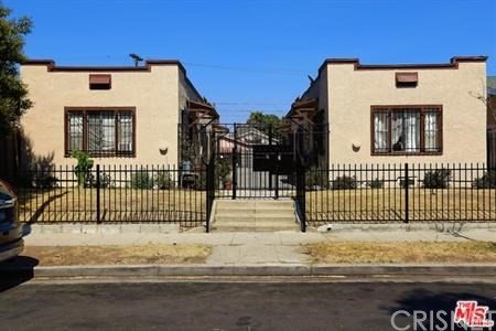 3902 Halldale Avenue, Los Angeles, CA 90062