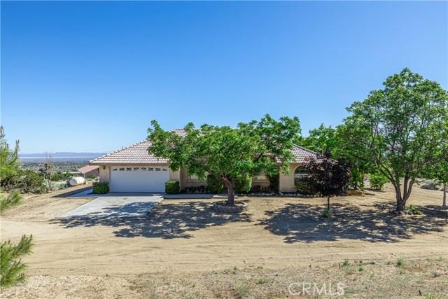 3538 Quail Road, Pinon Hills, CA 92372