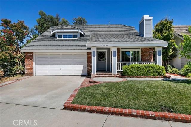 25926 Mendoza Drive, Valencia, CA 91355