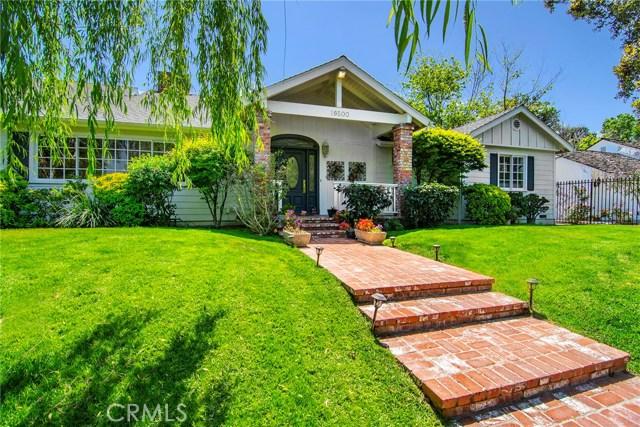 19500 Winifred Street, Tarzana, CA 91356