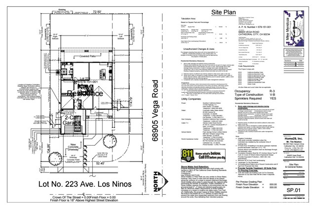 68905 Vega Rd, Cathedral City, CA 92234