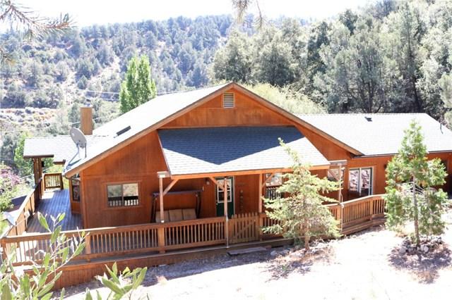 14417 Yosemite Court, Pine Mtn Club, CA 93225