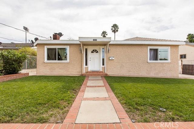 14208 Chamberlain Street, San Fernando, CA 91340