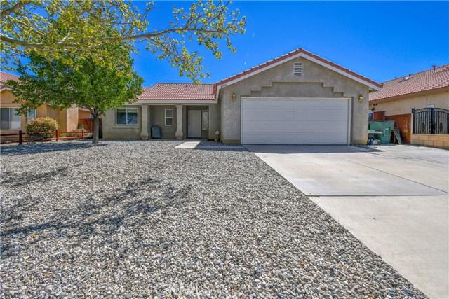 3706 Mount Lassen Avenue, Rosamond, CA 93560