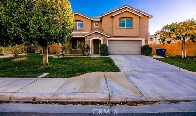 3234 Still Meadow Lane, Lancaster, CA 93536