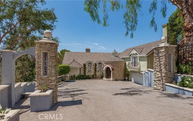 21123 San Miguel Street, Woodland Hills, CA 91364