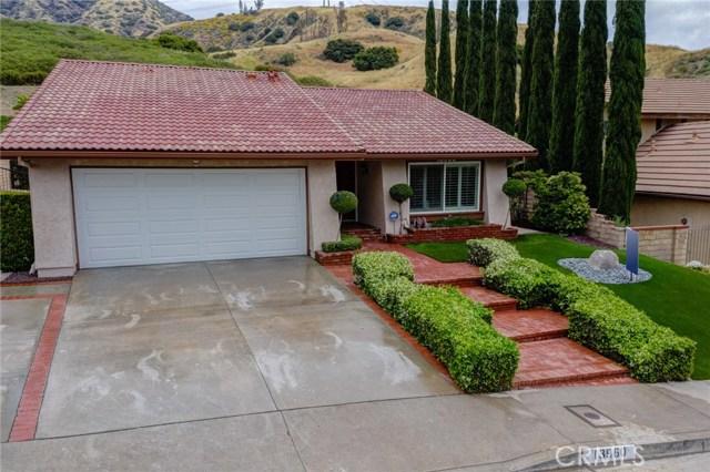 13960 Saddle Ridge Road, Sylmar, CA 91342