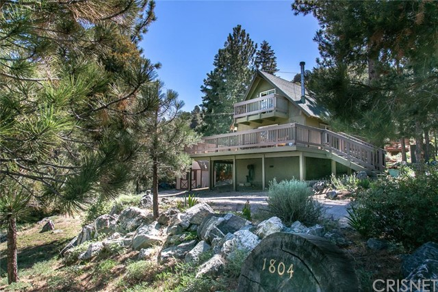 1804 Woodland Drive, Pine Mtn Club, CA 93222
