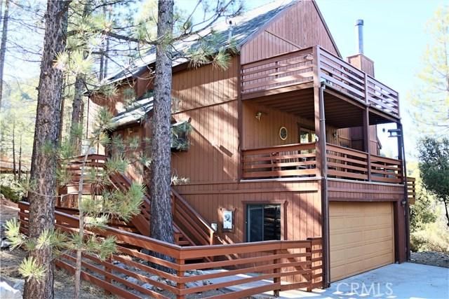 1601 Woodland Drive, Pine Mtn Club, CA 93222