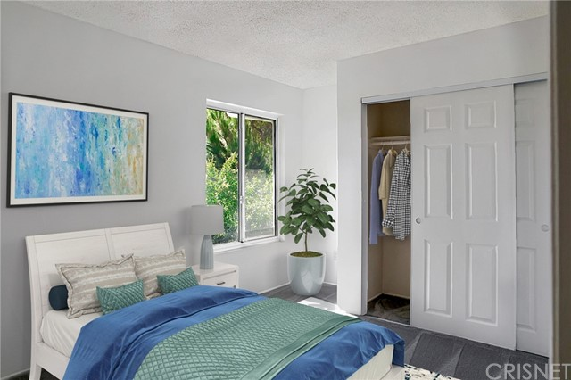 2nd bedroom (virtually staged)