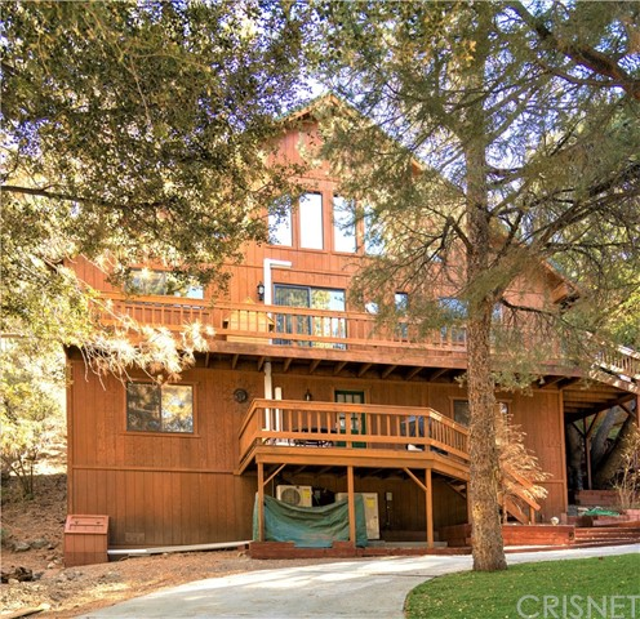 1812 Poplar Way, Pine Mtn Club, CA 93222