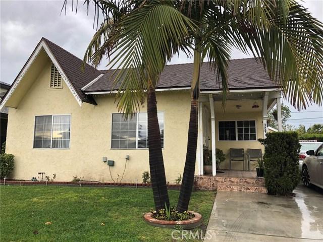 329 E Hillsdale Street, Inglewood, CA 90302