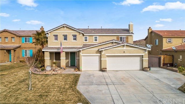 3453 Quiet Splendor Court, Rosamond, CA 93560