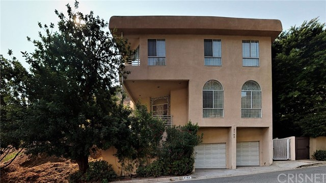2163 Outpost Drive, Hollywood Hills, CA 90068