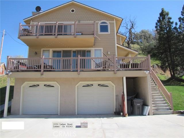 2231 Lebec Road, Lebec, CA 93243