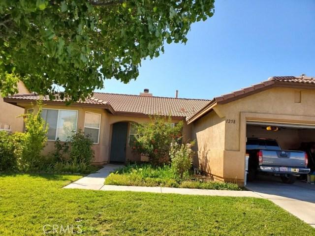 1258 W Avenue H6, Lancaster, CA 93534