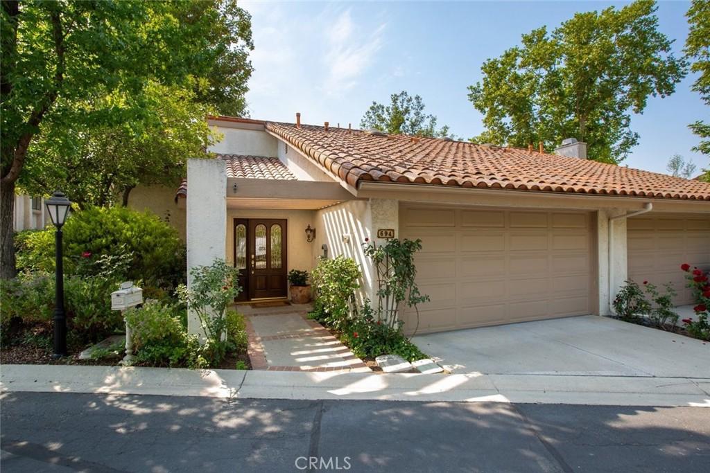 694   N Valley Drive, Westlake Village CA 91362