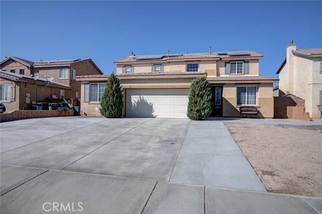 2411 Crimson Avenue, Rosamond, CA 93560