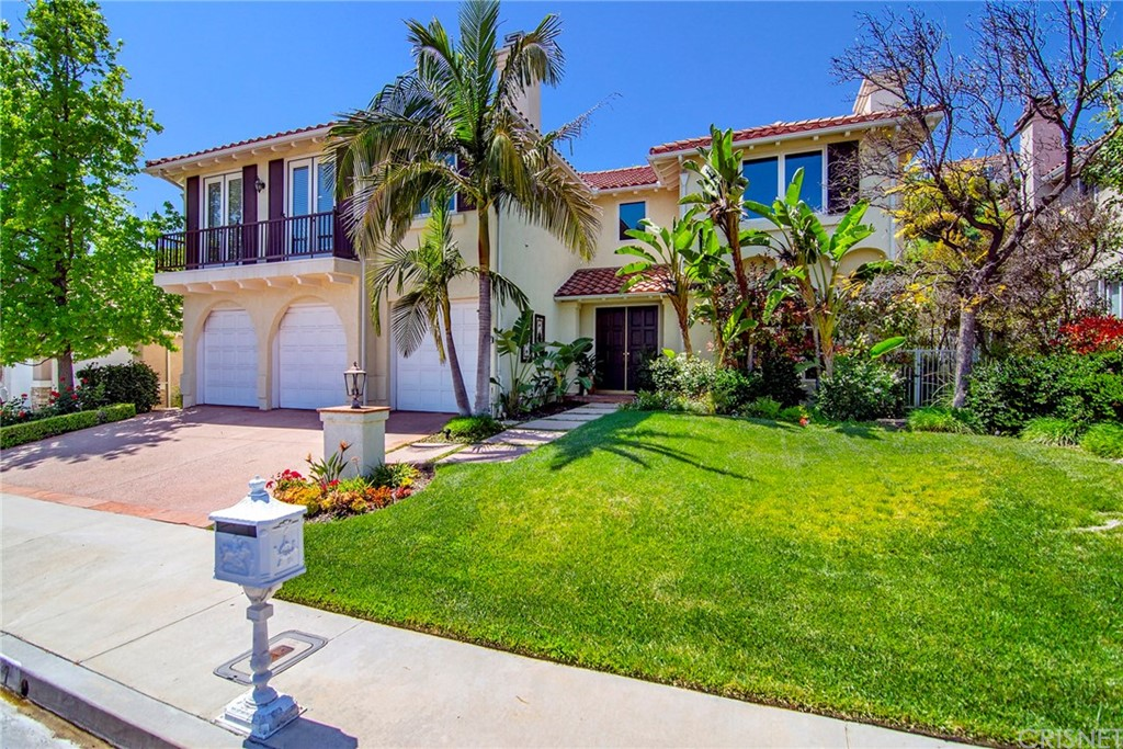 Photo of 7547 GRAYSTONE DRIVE, West Hills, CA 91304
