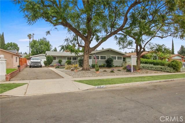 16643 Lahey Street, Granada Hills, CA 91344