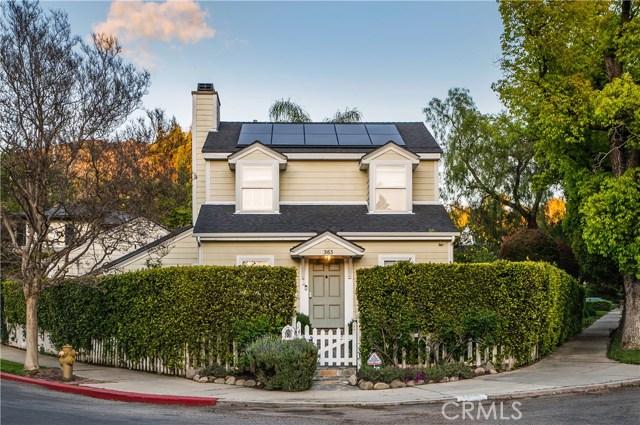 3163 La Suvida Drive, Los Angeles, CA 90068
