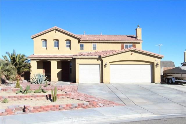 2333 Alpaca Avenue, Rosamond, CA 93560