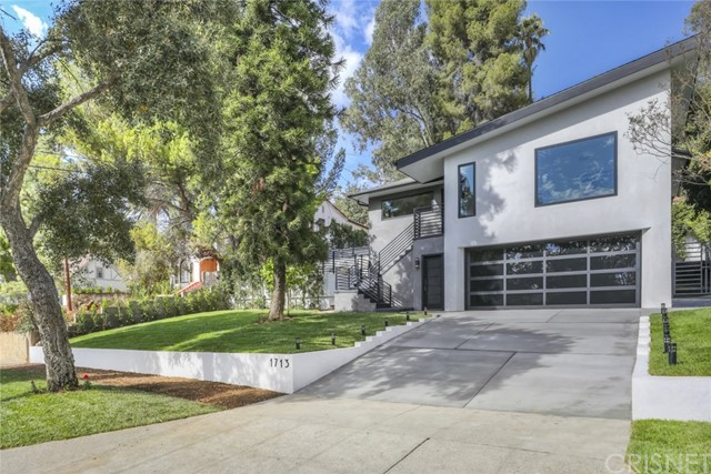 1713 Hill Drive, Los Angeles, CA 90041