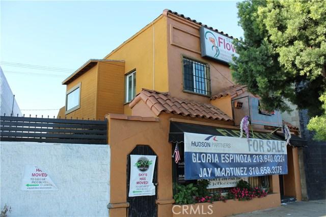 5412 W Pico Boulevard, Los Angeles, CA 90019