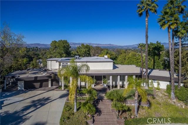 19245 Casa Place, Tarzana, CA 91356