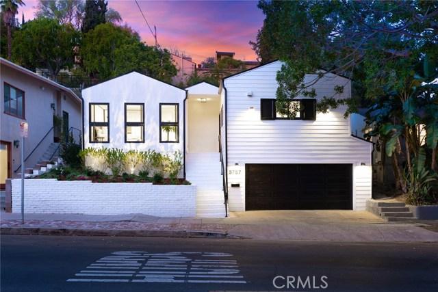 3757 Tracy Street, Los Feliz, CA 90027
