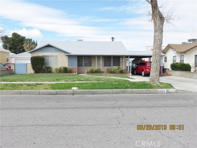 44515 Cedar Avenue, Lancaster, CA 93534