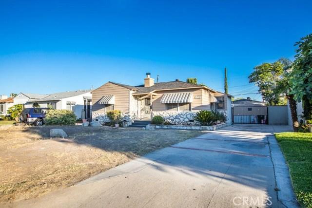 11338 Cohasset Street, Sun Valley, CA 91352