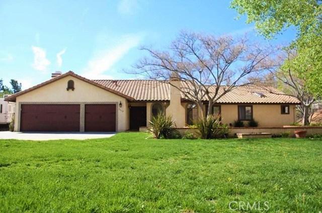 2478 Vista Del Monte Drive, Acton, CA 93510
