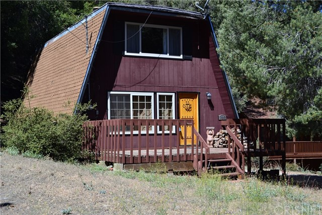 2317 Glacier Drive, Pine Mtn Club, CA 93225