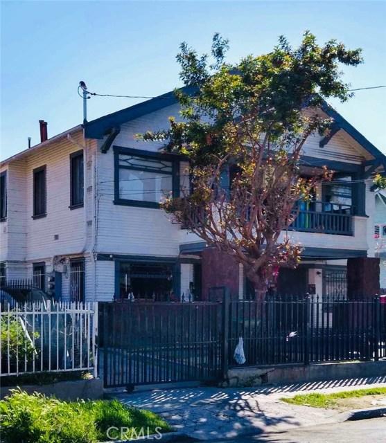 322 W 52nd Street, Los Angeles, CA 90037