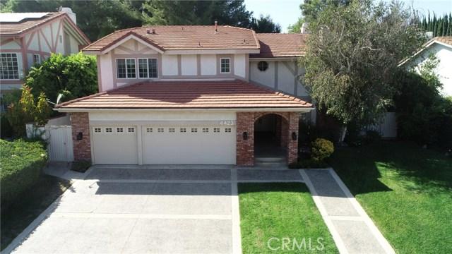 4423 Dulcinea Court, Woodland Hills, CA 91364