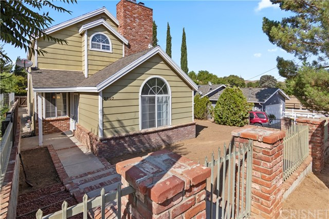 3807 Smith Avenue, Acton, CA 93510