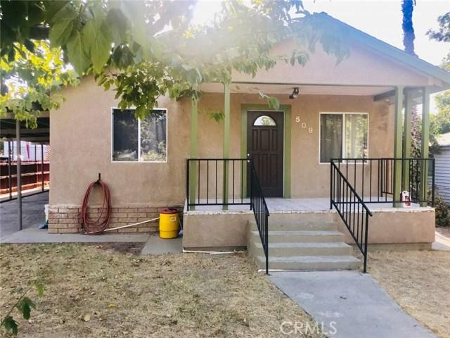 509 Van Buren Street, Taft, CA 93268