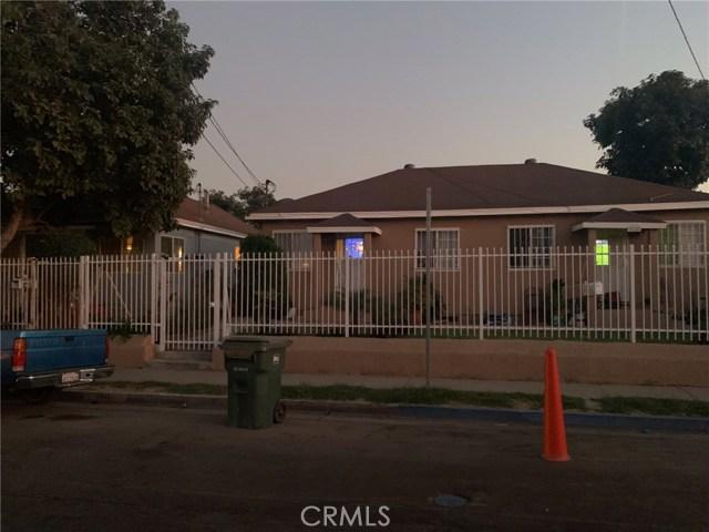 2314 E 117th Street, Los Angeles, CA 90059