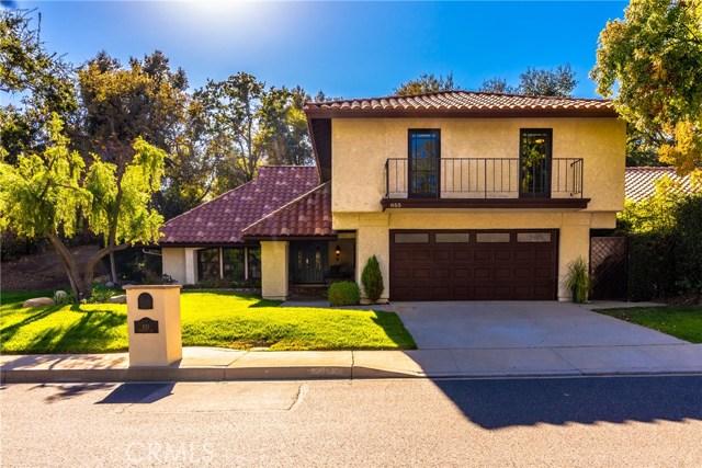 855 Hartglen Avenue, Westlake Village, CA 91361
