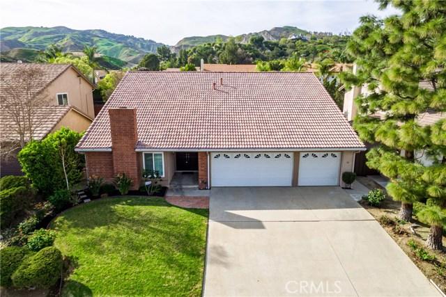 13353 Meadow Wood Lane, Granada Hills, CA 91344