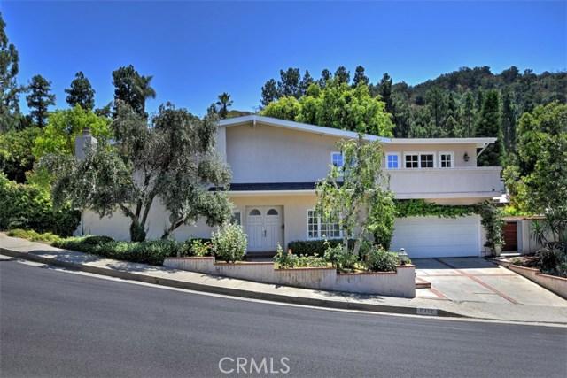 11452 Dona Dorotea Drive, Studio City, CA 91604