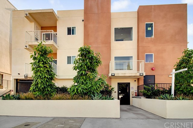 This is a 9-Unit apartment complex located at 12132 Hart Street, North Hollywood, CA 91605. Built in 2017, this complex offers an excellent unit mix of two 1-Bedroom/1-Bath, one 1-Bedroom/1.5-Bath and six spacious 2-Bedrooms/2-Bath totaling 10,882 square feet resting on 8,816 square feet of land. This beautifully designed building is a 2-story building over secured on grade parking with 15 + 1 handicap parking spaces. The building is separately metered for gas and electricity and offers tankless water heaters in each unit. In addition, the units offer quartz counter tops in kitchens and bathrooms, laminate wood plank floors, porcelain tiles in bathrooms, central A/C and heat, dishwasher, range, and refrigerator. Furthermore, a laundry room, and an elevator along with controlled access to the on grade parking area and the entrance are a few of many amenities offered by this complex. The property is located in a dense rental neighborhood in the city of North Hollywood. Located west of Laurel Canyon Boulevard on Hart Street, this property is in close proximity to NoHo West Shopping Center, just a short drive to Valley College, Burbank's Bob Hope Airport, North Hollywood Orange Line Station, and the 170 Freeway.
