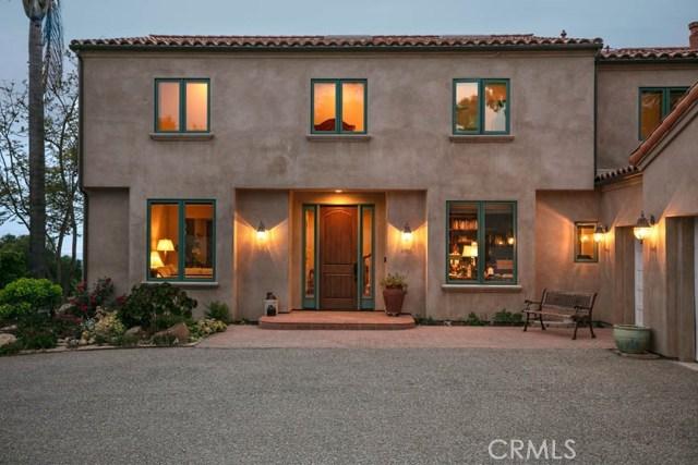 1404 Las Canoas Lane, Santa Barbara, CA 93105