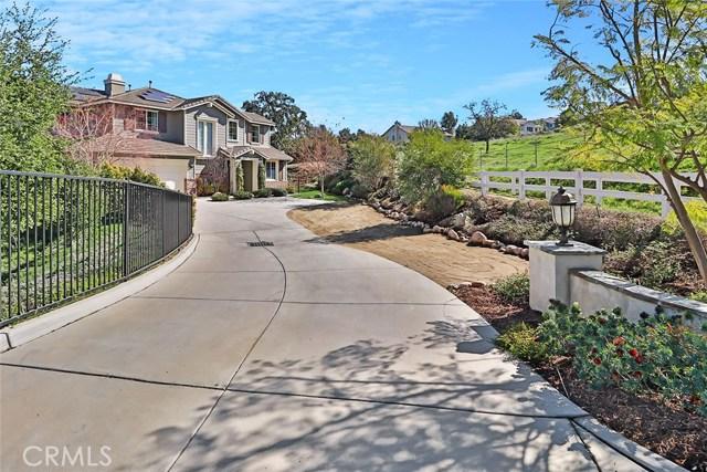 1423 Hidden Ranch Drive, Simi Valley, CA 93063