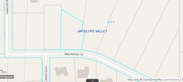 0 Vac/Ave Y8/Vic Lawson Ct, Acton, CA 93510 Photo 1